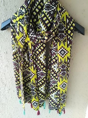 Ladies Fancy Printed Stoles