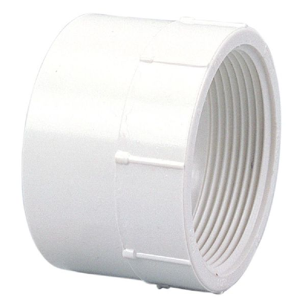 PVC Threaded Adapter