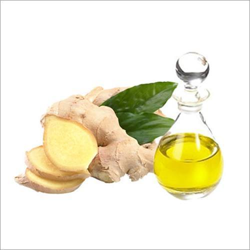 Organic Ginger Oil
