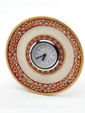 Marble Alarm Clock