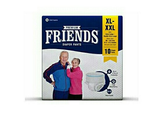 Friends Adult Diapers