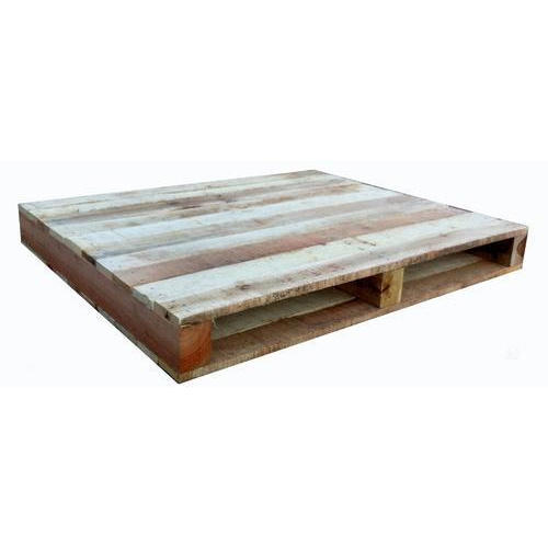 Fumigated Wooden Pallets