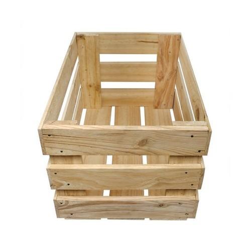 Pine Wood Crate