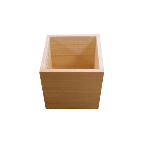Plain Wooden Box