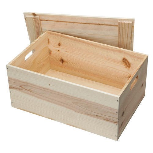 Wooden Fruit Packing Box