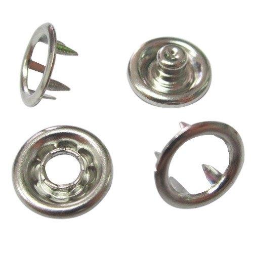 Snap Metal Button