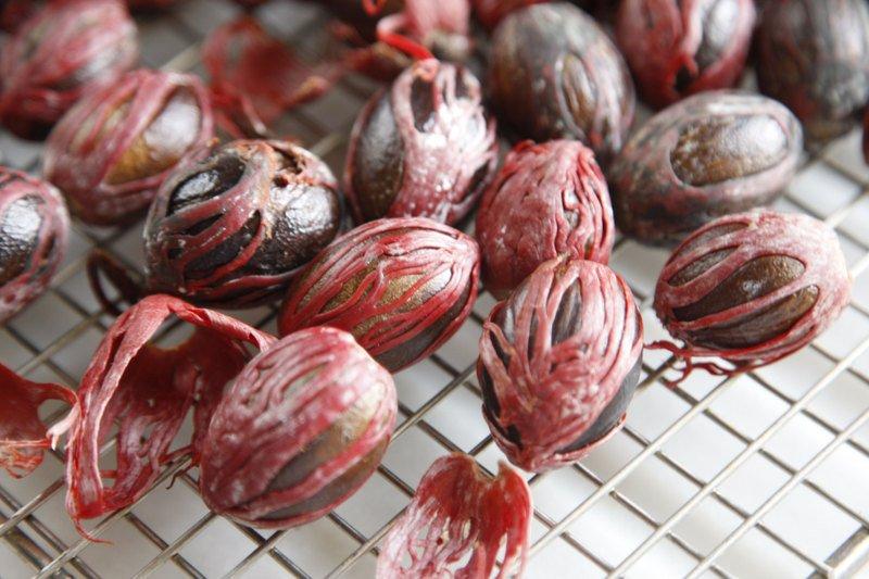 Raw Nutmeg