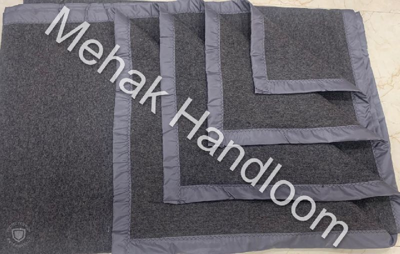 Dark Grey 3 Kg Blanket