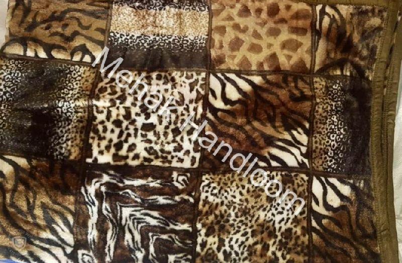 1.7 Kg Single Bed Mink Blanket