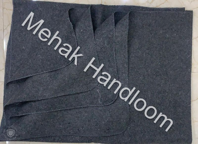 Steel Grey Non Woven Blanket
