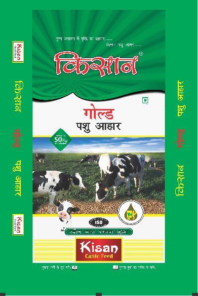 Kisan Gold Pellet Cattle Feed