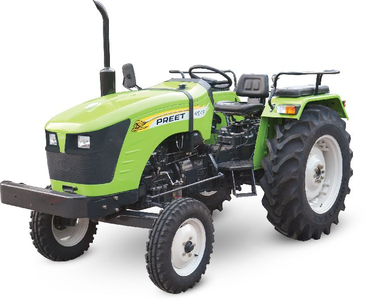 PREET 4549 - 45 HP Agricultural Tractor