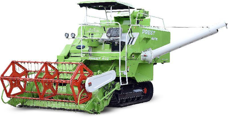PREET 949 TAF Combine Harvester