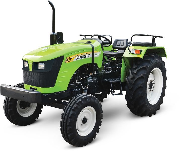 PREET 955 - 55 HP Agricultural Tractor