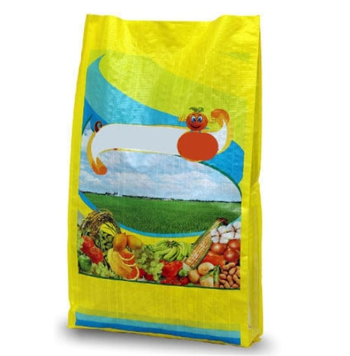 Printed BOPP Laminated Bags