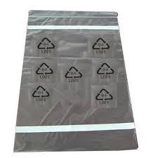 Printed LDPE Plastic Bags
