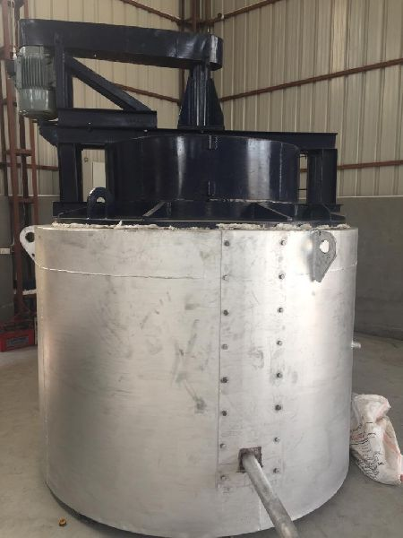 10 Ton Refining Pot
