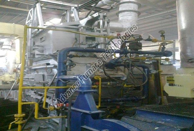 1000 Kg Tower Melting Furnace
