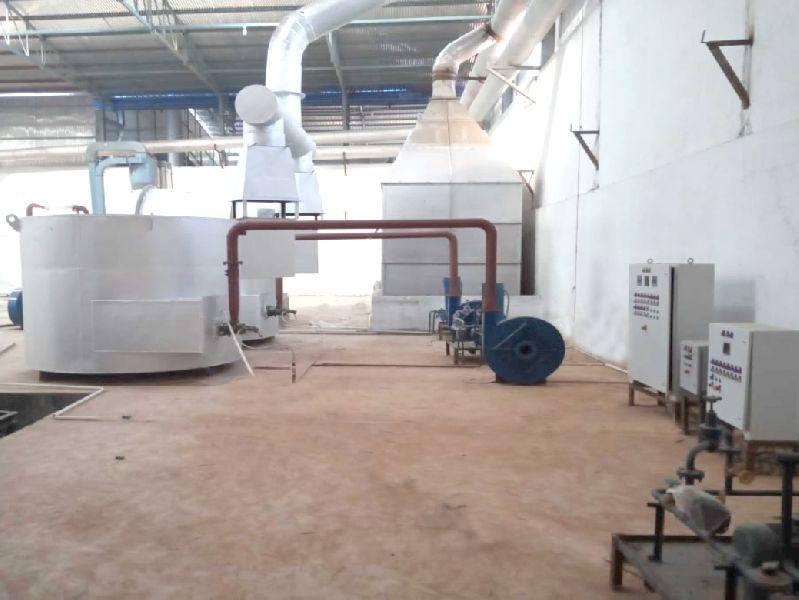 20 Ton Refining Pot
