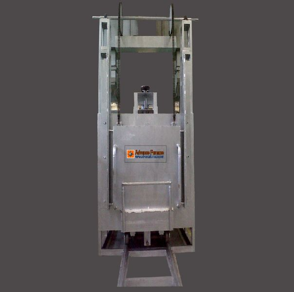 Electrically Heatead Stress Relieving Furnace