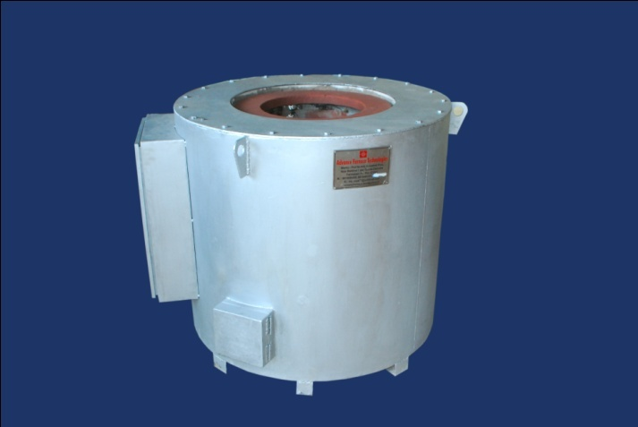 Electrically Heated Al Holding Furnace