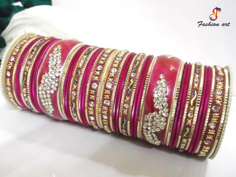 Bridal Bangle Set