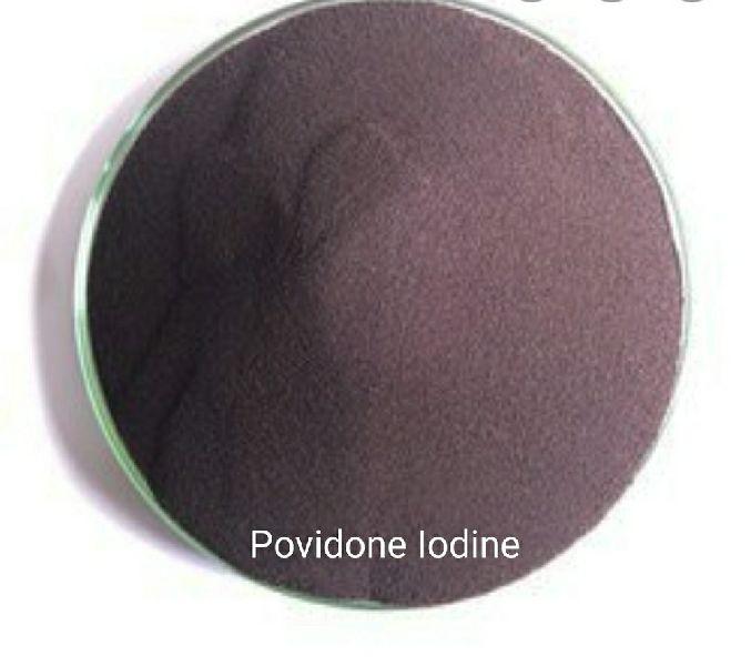 Povidone Iodine powder ip/bp/usp