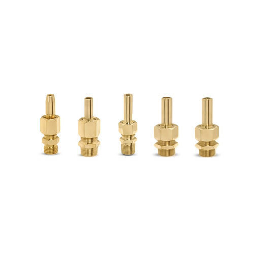 Brass Fan Jet Fountain Nozzle
