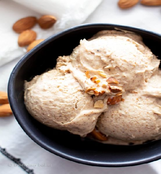 Almond Ice Cream Flavour