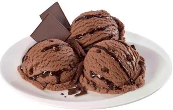 Chocolate Ice Cream Flavour