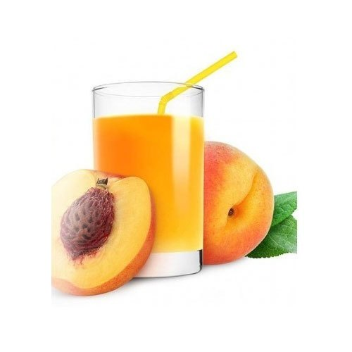 Peach Crush Soft Drink Flavour