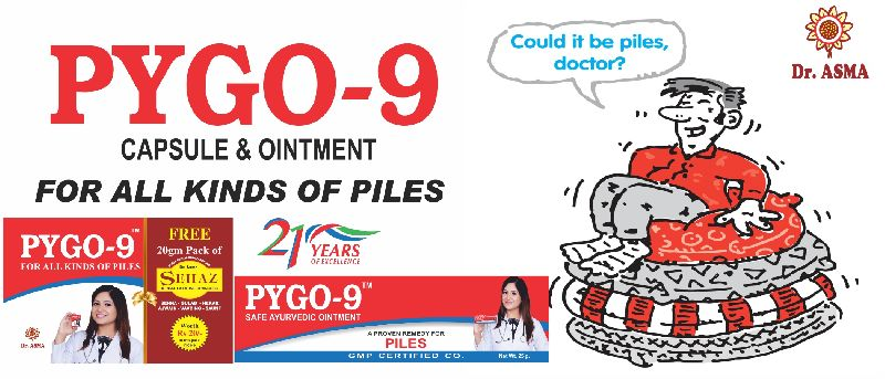 Pygo-9 Ointment