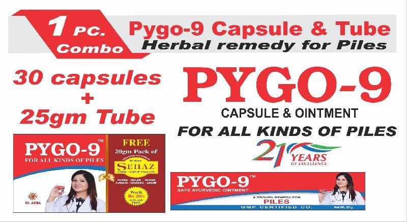 Pygo-9 Capsules