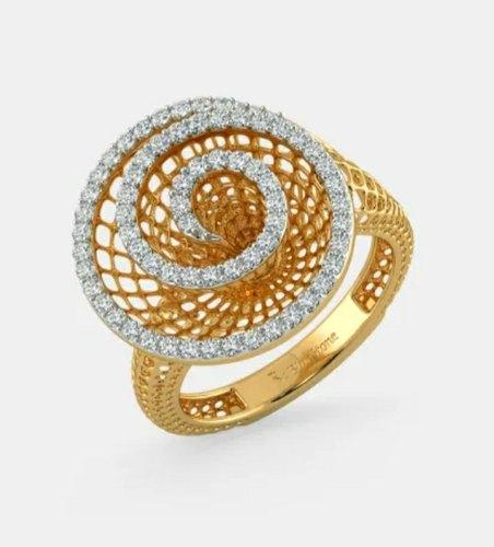 Ladies Fancy Diamond Rings