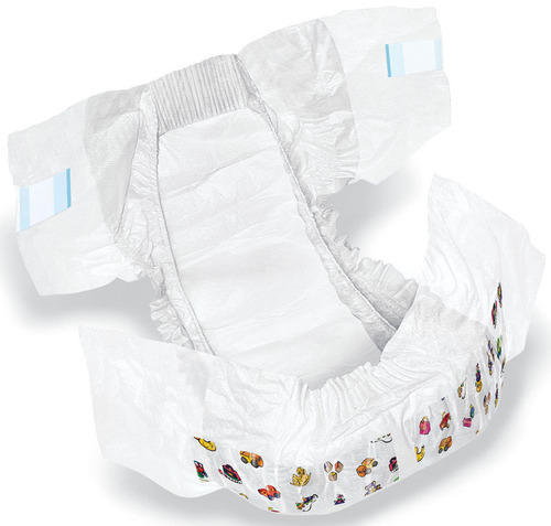 Dry Time Baby Diaper