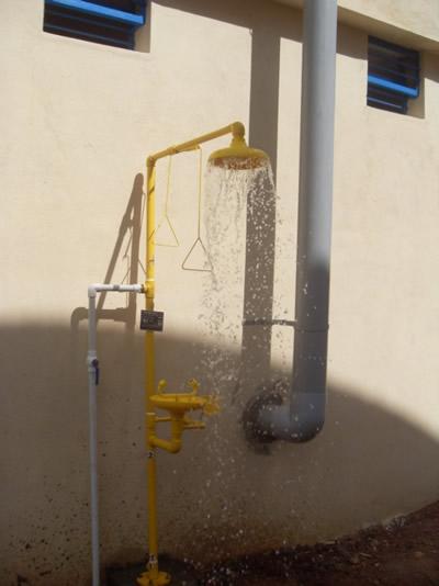 Eye Wash Safety Showers