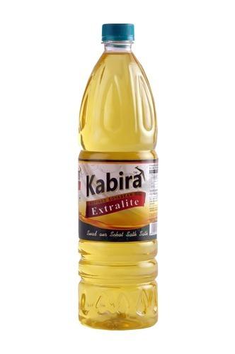 Kabira 1 Ltr Pet Bottle Soyabean Oil