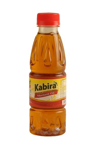 Kabira 200 ML Pet Bottle Mustard Oil