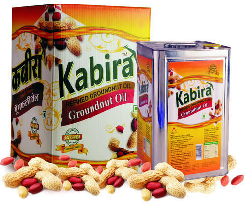 Kabira Groundnut Oil