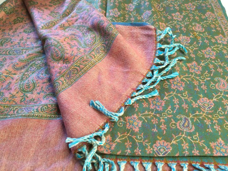 Yak Wool Shawls