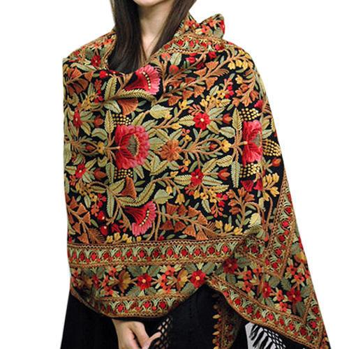 Kashmiri Aari Work Shawls