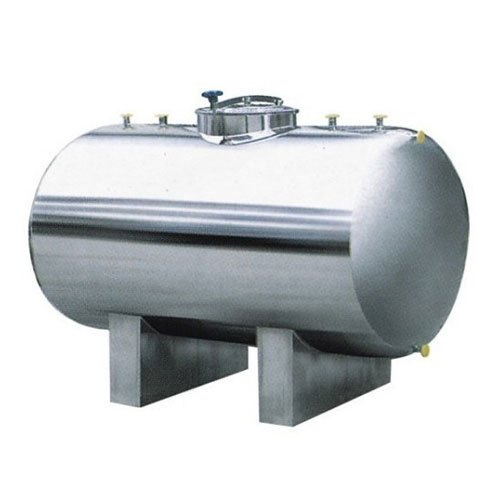 Stainless Steel Horizontal Tank