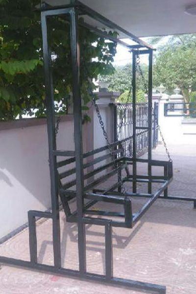 Mild Steel Garden Swing