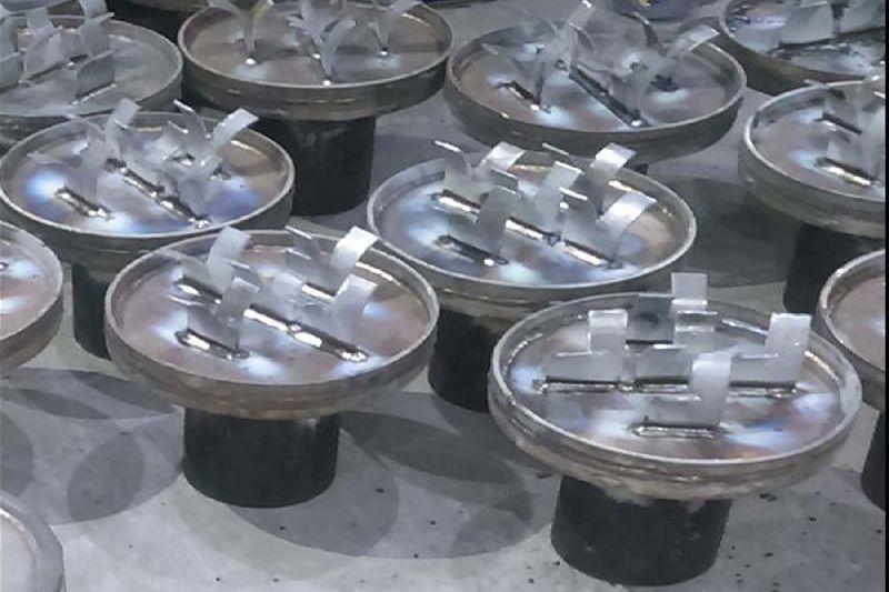 Stainless Steel Coal Cap