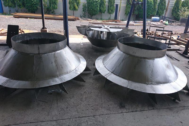 Stainless Steel Impeller Fan