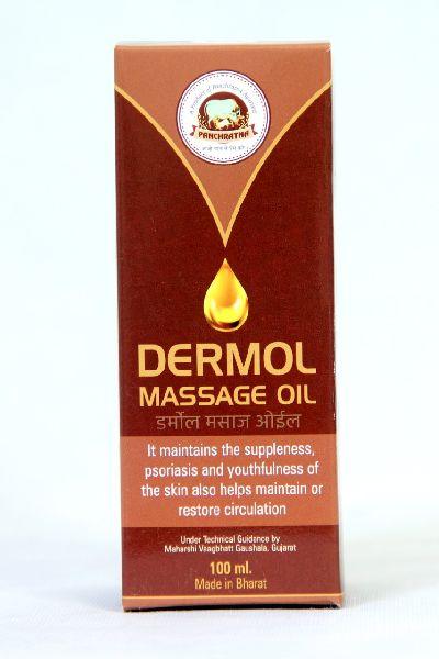 Dermol Massage Oil
