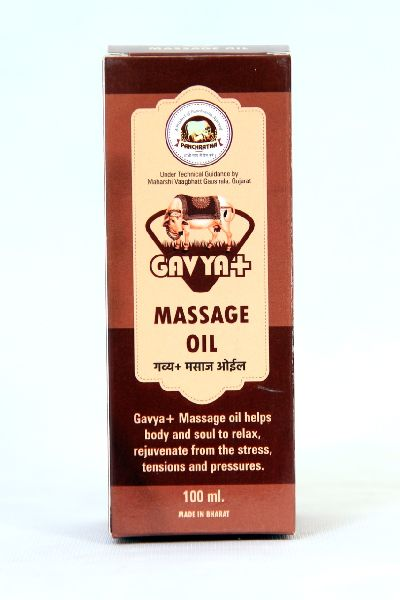 Gavyaplus Massage Oil