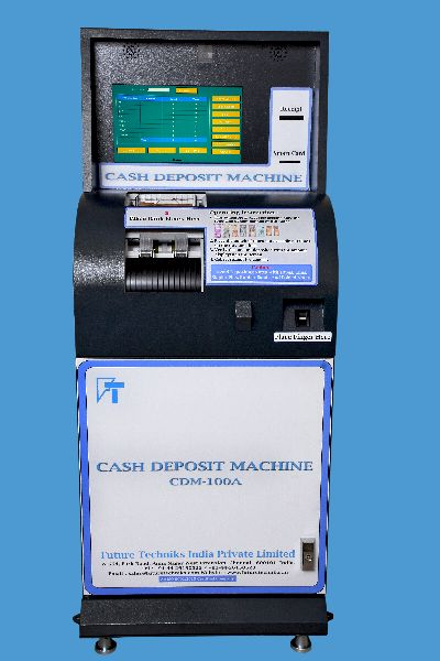 Cash Deposit Machine