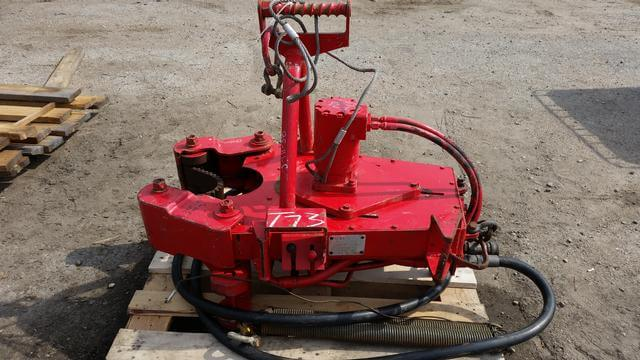 Drill Pipe Spinner