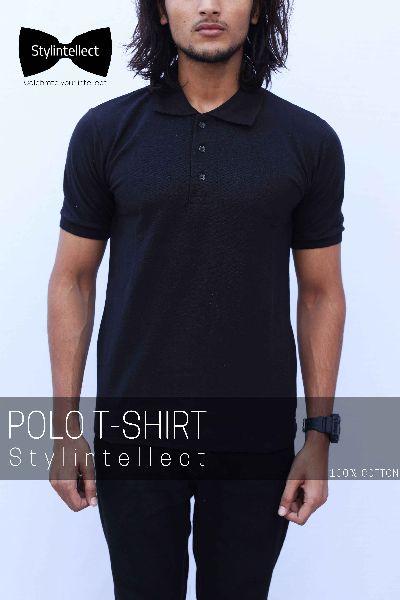 Cotton Polo T-Shirts